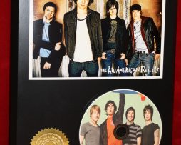 ALL-AMERICAN-REJECTS-LTD-EDITION-PICTURE-CD-COLLECTIBLE-AWARD-QUALITY-DISPLAY-171451422992