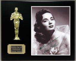 ANN-BLYTH-Reproduction-Signed-8-x-10-Photo-Limited-Edition-Oscar-Display-171889566962