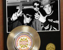 BEASTIE-BOYS-MCA-ADAM-YAUCH-GOLD-RECORD-LTD-ETCHED-W-LYRICS-TO-BRASS-MONKEY-180875715932