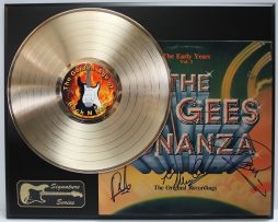BEE-GEES-GOLD-LP-LTD-EDITION-REPRODUCTION-SIGNATURE-RECORD-DISPLAY-172047859592