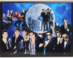 BIG-TIME-RUSH-LTD-EDITION-PICTURE-CD-POSTER-DISPLAY-FREE-SHIPPING-171386807872