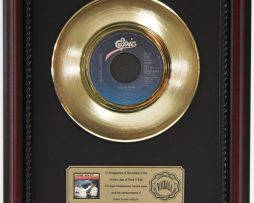 BILLIE-JEAN-GOLD-RECORD-FRAMED-CHERRYWOOD-DISPLAY-K1-172204379422
