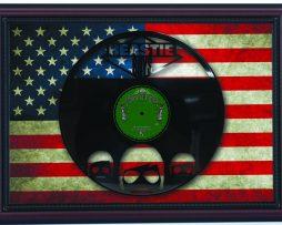 Beastie-Boys-Sabatoge-Cherry-Frame-Laser-Cut-Black-Vinyl-Record-FlagK1-172344611952