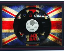 Black-Sabbath-Paranoid-Cherry-Frame-Laser-Cut-Black-Vinyl-Record-Flag-K1-172344638622
