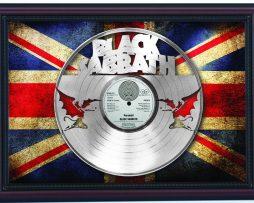 Black-Sabbath-Paranoid-Cherry-Framed-Laser-Cut-Platinum-Record-Flag-K1-182283820982