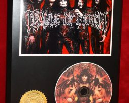 CRADLE-OF-FILTH-LTD-EDITION-PICTURE-CD-COLLECTIBLE-AWARD-QUALITY-DISPLAY-170861235202