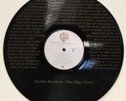 DOOBIE-BROTHERS-VINYL-LP-ETCHED-W-ONE-STEP-CLOSER-LYRICS-LTD-EDITION-171399756392