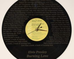 ELVIS-PRESLEY-3-LASER-ETCHED-VINYL-LP-RECORD-WALL-CLOCK-FREE-SHIPPING-181902159932