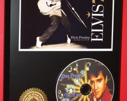 ELVIS-PRESLEY-LIMITED-EDITION-PICTURE-CD-DISC-DISPLAY-171374967962