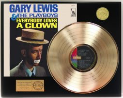 GARY-LEWIS-3-GOLD-LP-LTD-EDITION-RECORD-DISPLAY-AWARD-QUALITY-COLLECTIBLE-171226120782