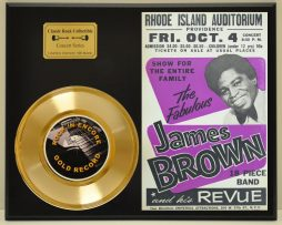 JAMES-BROWN-LTD-EDITION-CONCERT-POSTER-SERIES-GOLD-45-DISPLAY-171347809312