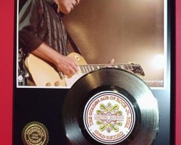 JOHN-FOGERTY-LONG-ROAD-HOME-GOLD-RECORD-LTD-EDITION-MEMORABILIA-WALL-ART-DISPLAY-180872474742