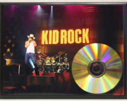 KID-ROCK-24-kt-LTD-EDITION-GOLD-CD-PLAQUE-FREE-US-PRIORITY-SHIPPING-171223486722