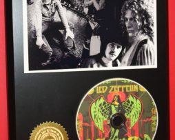 LED-ZEPPELIN-LIMITED-EDITION-PICTURE-CD-DISC-COLLECTIBLE-RARE-GIFT-WALL-ART-180895454402