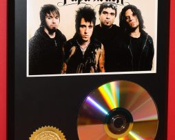 PAPA-ROACH-ALTERNATIVE-24kt-GOLD-CDDISC-COLLECTIBLE-RARE-AWARD-QUALITY-PLAQUE-180870706462