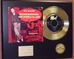 PAT-BOONE-LTD-EDITION-GOLD-45-RECORD-SLEEVE-ART-DISPLAY-171361754432