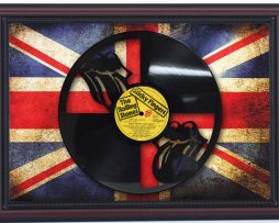 Rolling-Stones-Sticky-Fingers-Framed-Laser-Cut-Black-Vinyl-Record-Flag-K1-182297138282