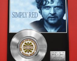 SIMPLY-RED-PLATINUM-RECORD-LIMITED-EDITION-MUSIC-AWARD-DISPLAY-181461337102