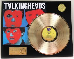 TALKING-HEADS-GOLD-LP-LTD-EDITION-RECORD-DISPLAY-EXPERIENCE-SHIPS-US-FREE-181361411082