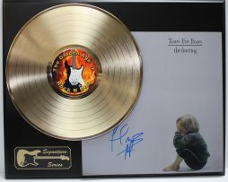 TEARS-FOR-FEARS-GOLD-LP-LTD-EDITION-REPRODUCTION-SIGNATURE-RECORD-DISPLAY-181978756512