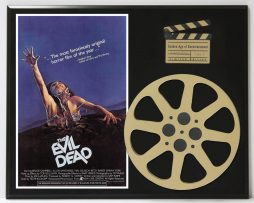 THE-EVIL-DEAD-STEPHEN-KING-MOVIE-POSTER-LIMITED-EDITION-MOVIE-REEL-DISPLAY-172238791402