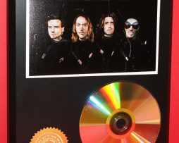 TOOL-24kt-GOLD-CDDISC-COLLECTIBLE-RARE-AWARD-QUALITY-PLAQUE-GIFT-180872299652