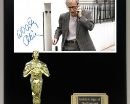 WOODY-ALLEN-Reproduction-Signed-8x10-Photo-LTD-Edition-Oscar-Display-181827813032