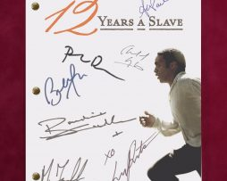 12-YEARS-A-SLAVE-MOVIE-SCRIPT-W-REPRODUCTION-SIGNATURES-EJIOFOR-WILLIAMS-C3-172258000373