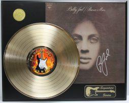 BILLY-JOEL-GOLD-LP-LTD-EDITION-REPRODUCTION-SIGNATURE-RECORD-DISPLAY-181978338283