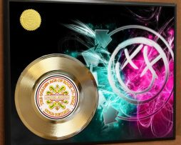 BLINK-182-LTD-EDITION-POSTER-ART-GOLD-RECORD-MEMORABILIA-DISPLAY-FREE-SHIP-181170439053