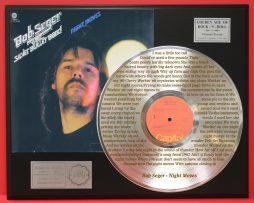 BOB-SEGER-PLATINUM-LP-RECORD-LASER-ETCHED-LYRICS-FAST-FREE-US-SHIPPING-181024148593