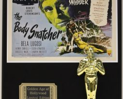 BORIS-KARLOFF-BODY-SNATCHER-LTD-EDITION-OSCAR-MOVIE-DISPLAY-FREE-SHIPPING-181467138113