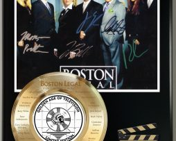 BOSTON-LEGAL-LTD-EDITION-SIGNATURE-LASER-ETCHED-TV-SERIES-DISPLAY-171824173063
