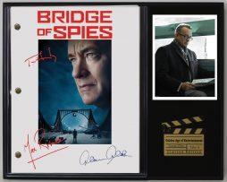 BRIDGE-OF-SPIES-LTD-EDITION-REPRODUCTION-MOVIE-SCRIPT-CINEMA-DISPLAY-C3-182067062503
