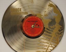 BRUCE-SPRINGSTEEN-3-LASER-ETCHED-GOLD-PLATED-LP-RECORD-WALL-CLOCK-FREE-SHIP-181893042543