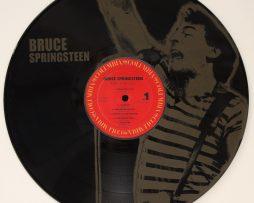 BRUCE-SPRINGSTEEN-BLACK-VINYL-LP-ETCHED-W-ARTISTS-IMAGE-LIMITED-EDITION-171382373653