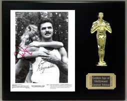 BURT-REYNOLDS-Reproduction-Signed-8x10-Photo-LTD-Edition-Oscar-Display-181826925913