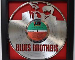 Blues-Brothers-Framed-Laser-Cut-Platinum-Vinyl-Record-in-Shadowbox-Wallart-172386230643