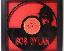 Bob-Dylan-Framed-Laser-Cut-Black-Vinyl-Record-in-Shadowbox-Wallart-172386181523