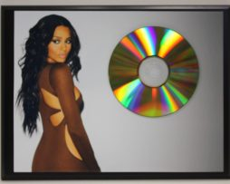 CIARA-2-24-kt-LTD-EDITION-GOLD-CD-PLAQUE-FREE-US-PRIORITY-SHIPPING-181501541383