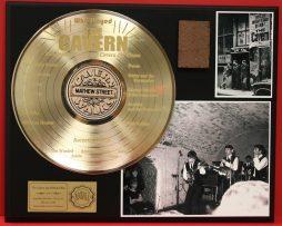 Cavern-Club-Brick-Limited-Edition-Gold-Clad-LP-Record-Display-181921564593