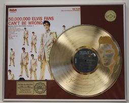ELVIS-PRESLEY-CUSTOM-FRAMED-GOLD-CLAD-RECORD-DISPLAY-LTD-EDITION-SHIPS-US-FREE-6-181163936853