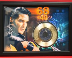 ELVIS-PRESLEY-RETURN-TO-SENDER-LARGE-PREMIUM-FRAMED-GOLD-CLAD-45-RECORD-DISPLAY-171349574023