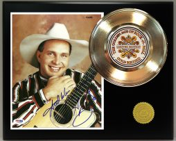GARTH-BROOKS-GOLD-45-RECORD-SIGNATURE-SERIES-LTD-EDITION-FREE-US-SHIPPING-171241102583