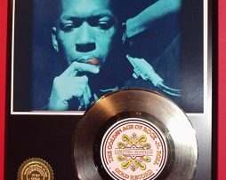 JOHN-COLTRANE-GOLD-45-RECORD-LTD-EDITION-DISPLAY-170681081603
