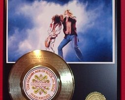 LED-ZEPPELIN-GOLD-45-RECORD-ART-LIMITED-EDITION-LASER-ETCHED-WSONG-LYRICS-GIFT-170831033433