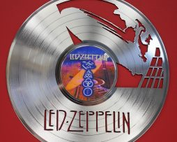 Led-Zeppelin-Platinum-Laser-Cut-Limited-Edition-12-LP-Record-Wall-Display-171390779893