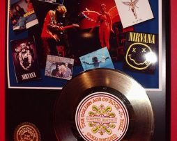 NIRVANA-GOLD-45-RECORD-LIMITED-EDITION-DISPLAY-170643770113