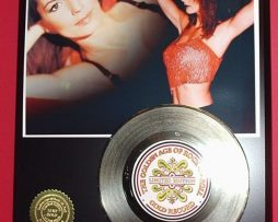SHANIA-TWAIN-GOLD-45-RECORD-LTD-EDITION-DISPLAY-AWARD-QUALITY-SHIPS-FREE-170661795543