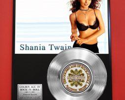 SHANIA-TWAIN-PLATINUM-RECORD-LIMITED-EDITION-MUSIC-AWARD-DISPLAY-171382071523